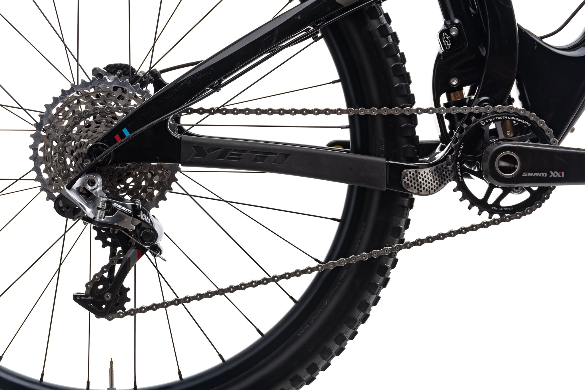 SRAM XX1 1x Mountain Bike drivetrain