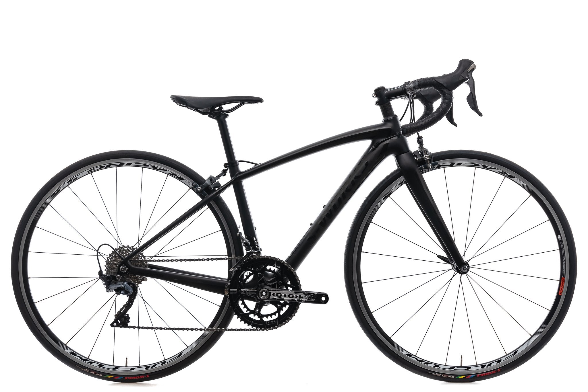 Specialized makes a number of women's specific bikes, including the Amira road bike.