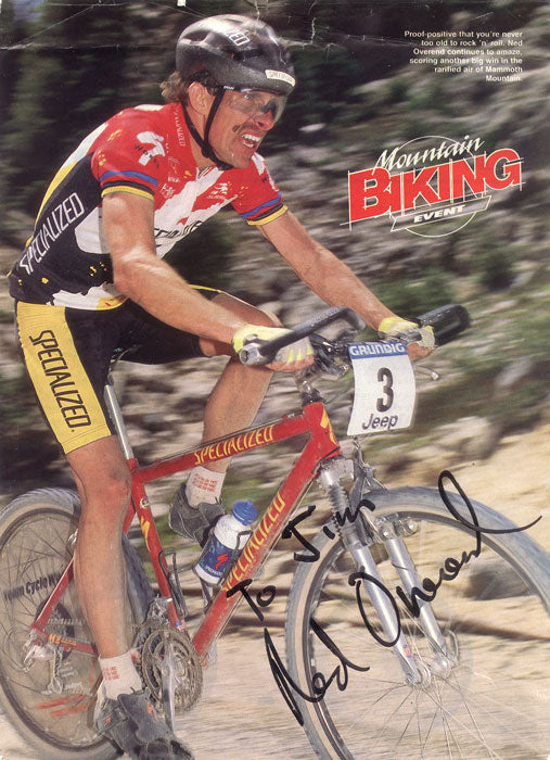 Ned Overend Mountain Bike