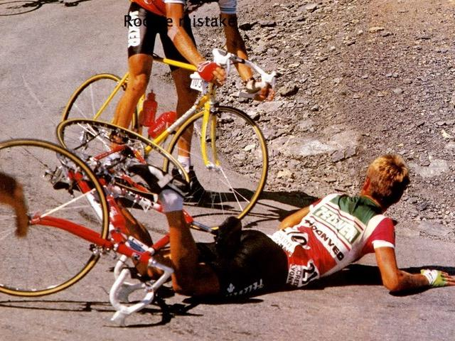 Alex Steida Tour de France crash