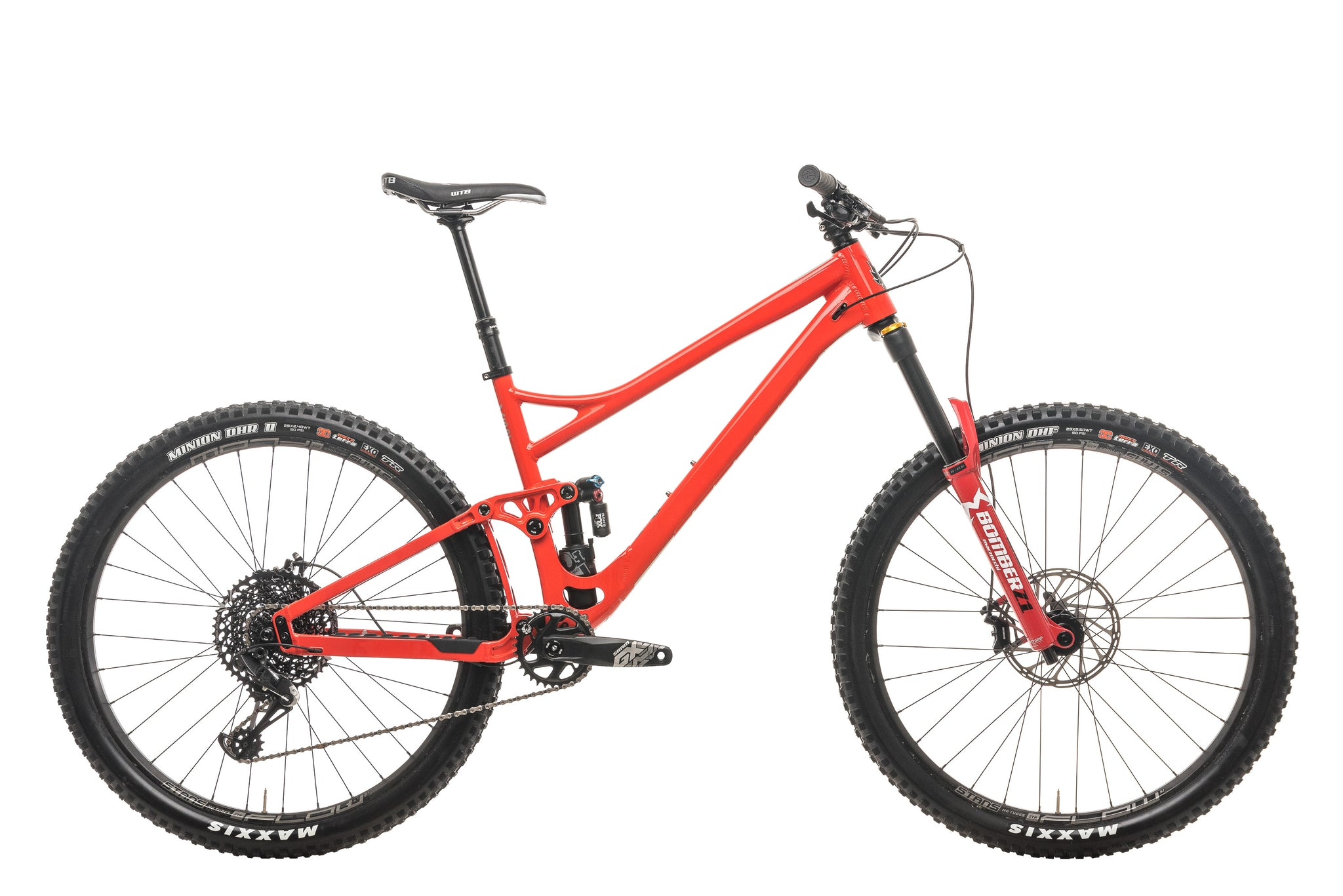 Banshee titan enduro mountain bike