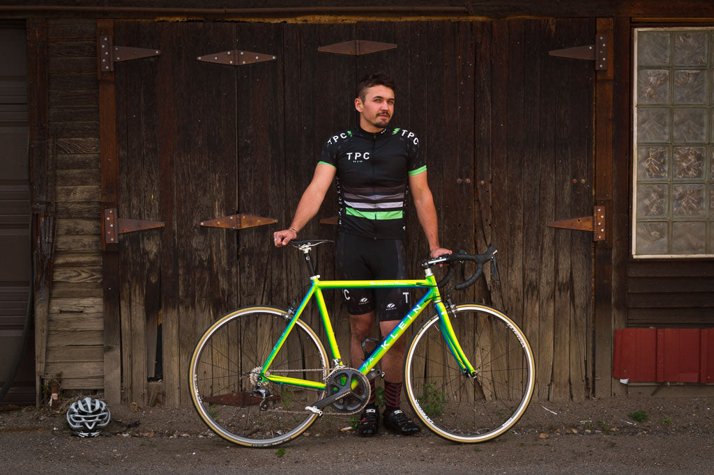What We Ride: Colby's Klein Quantum Retro Mod