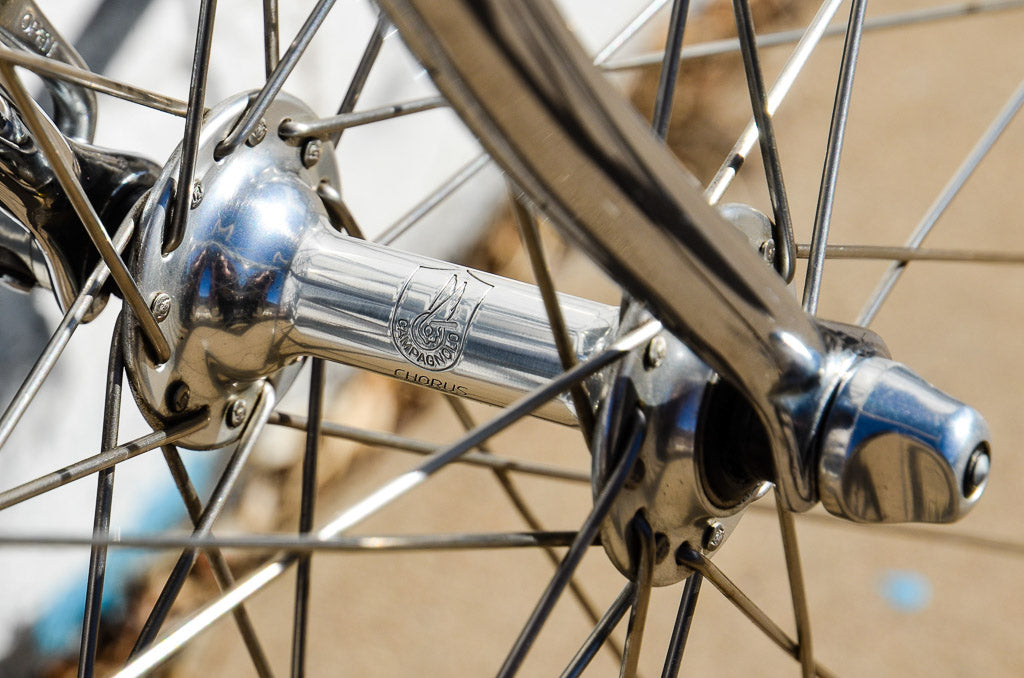 What We Ride: Nate's Cilo Road Bike