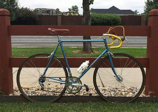 What You Ride: Vintage Steel Road Bikes | The Pro's Closet