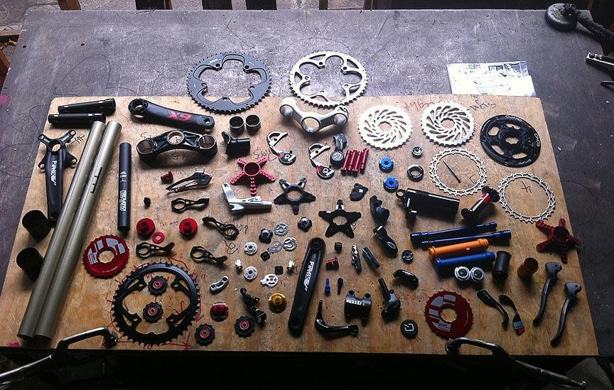 Why Buy Used Bike Parts