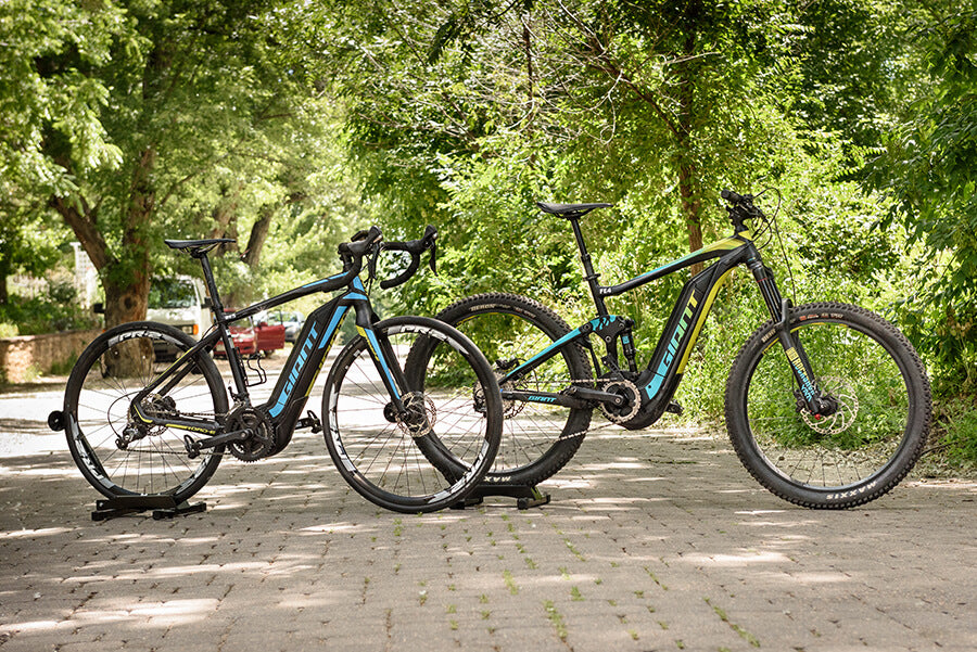 053636e1abc A Skeptics Review of E-Bikes: The Giant Road-E+ and Full-E+ – The Pro's  Closet