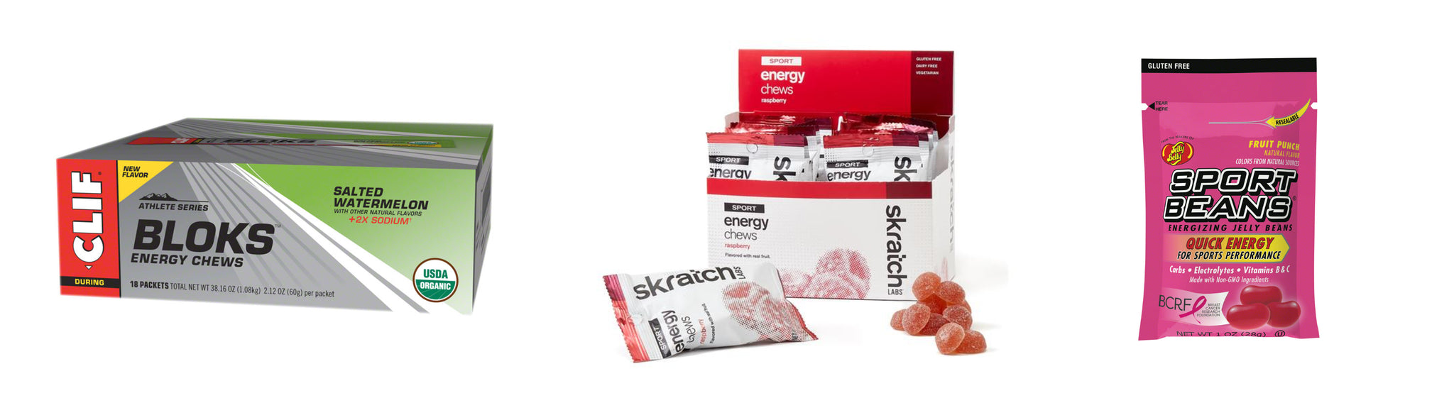 Best Cycling energy chews