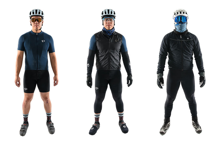 Commuting Winter Cold Weather Cycling clothes