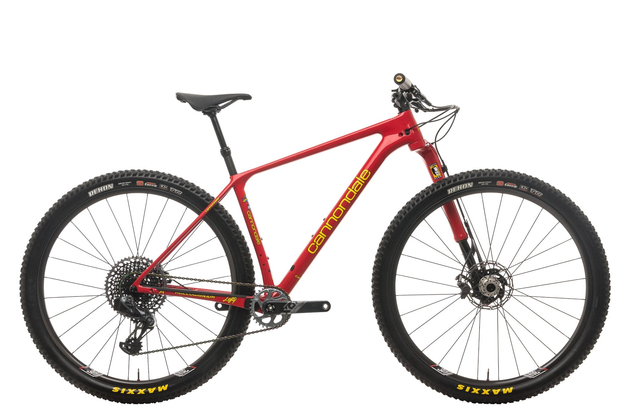 Cannondale F-Si carbon hardtail XC mountain bike