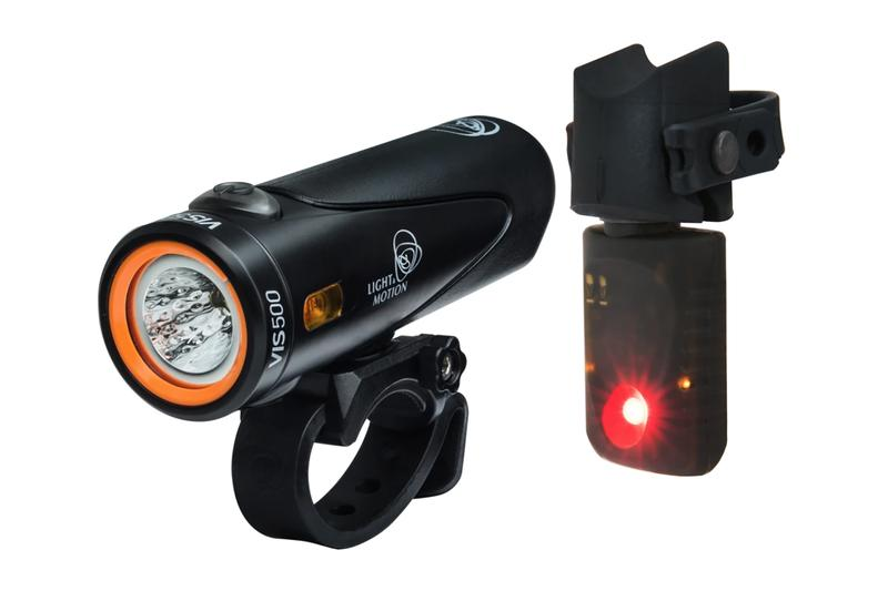 Father's day cycling bike gift guide idea commuter lights
