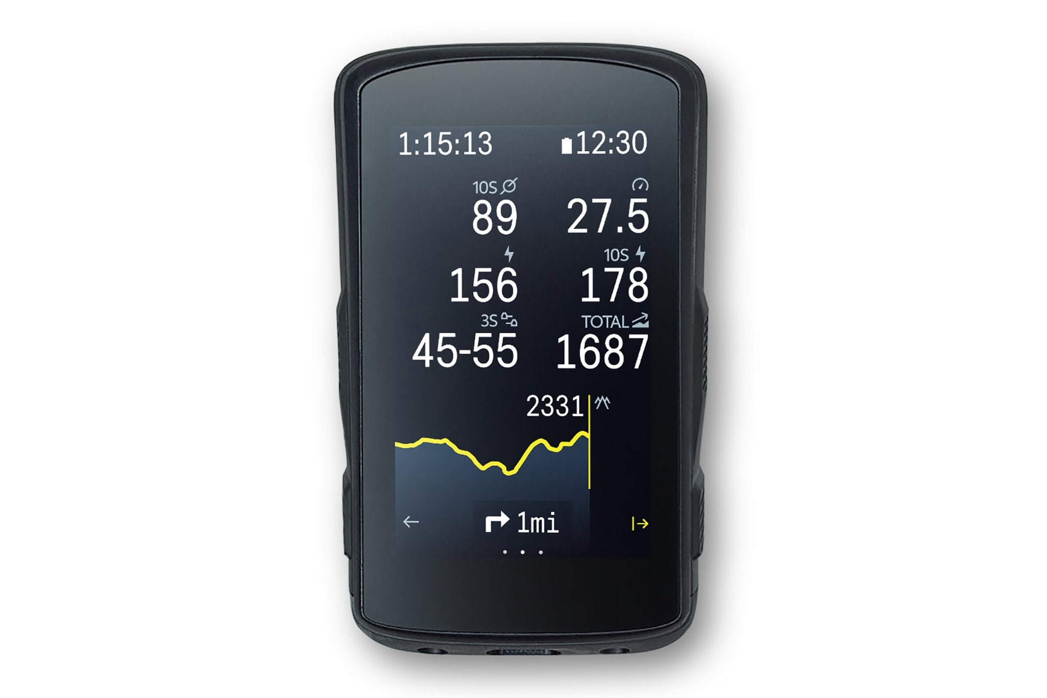 Father's day cycling bike gift guide idea computer GPS head unit