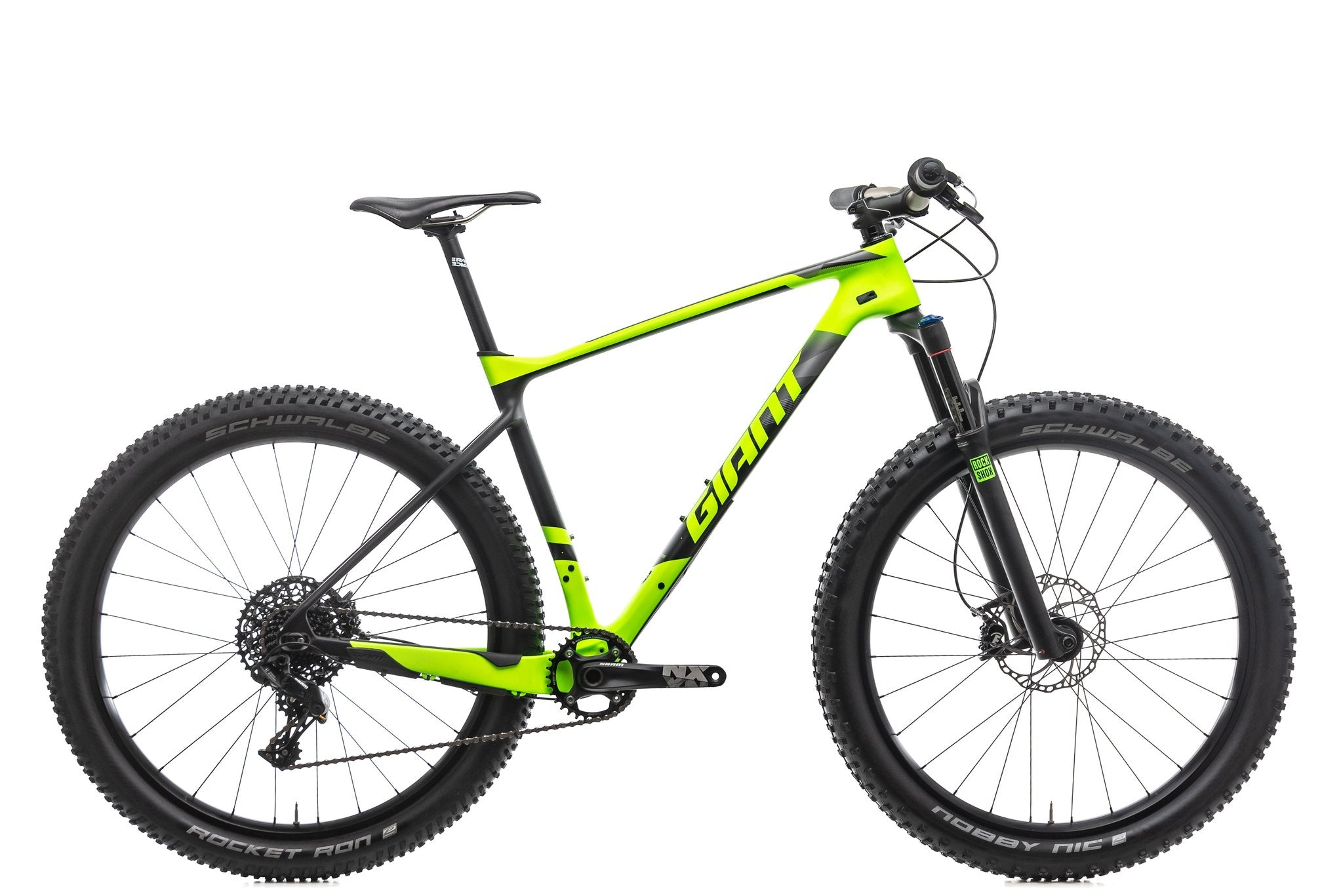 Used Giant XTC Advanced 27.5+ mountain bike