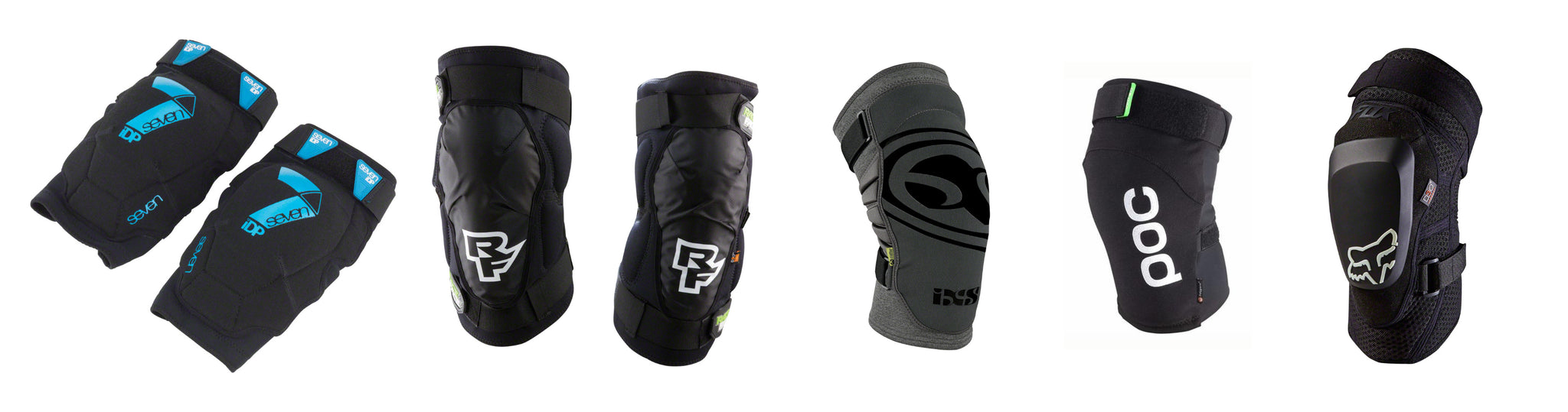 Best heavy duty max protection mountain bike knee pads