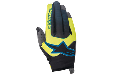 Alpinestars Vector Cycling Gloves Acid Yellow - Medium