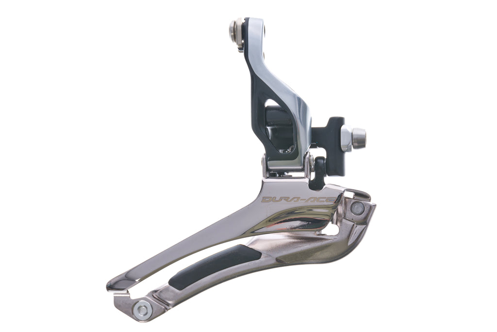 Dura Ace FD-9000 Clamp Mount Front Derailleur For 2x11speed