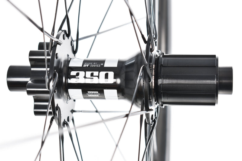 "Enve M60 HV Carbon Tubeless 29"" Wheelset front wheel"