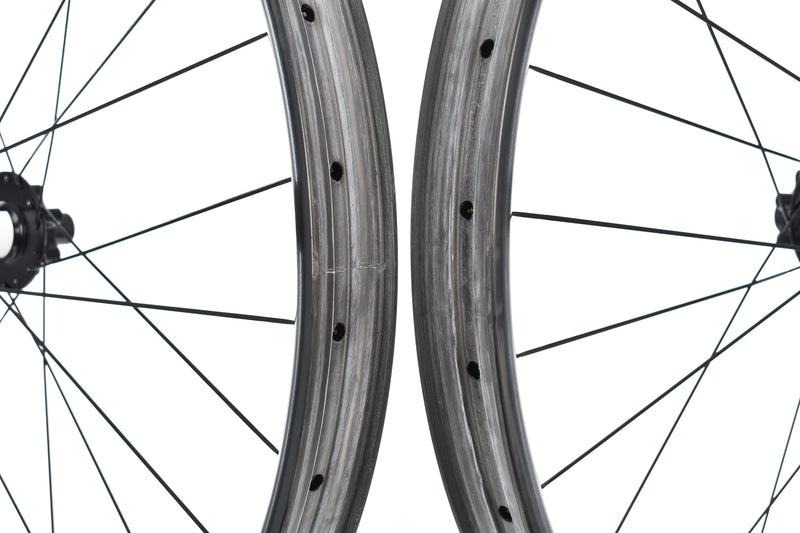 "Enve M60 Forty Plus Carbon Tubeless 27.5"" Wheelset sticker"