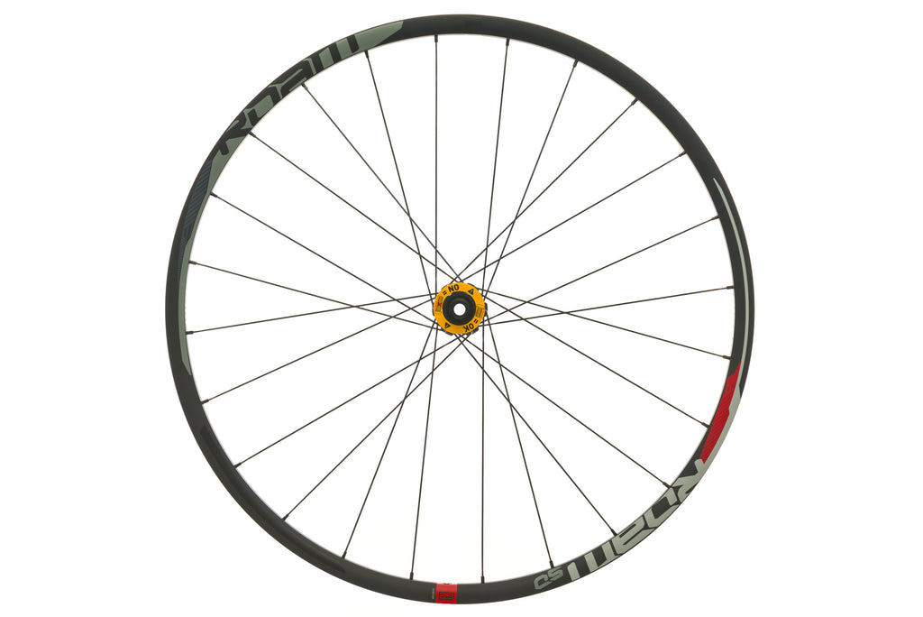 "SRAM Roam 50 Aluminum Tubeless 29"" Rear Wheel non-drive side"