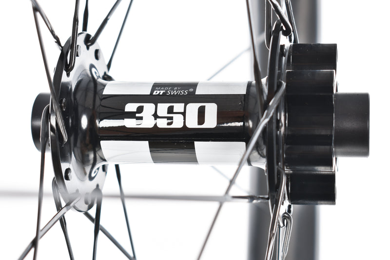 "Enve M60 Forty Plus Carbon Tubeless 27.5"" Wheelset drivetrain"