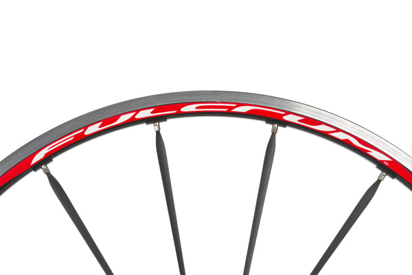 Fulcrum Racing 1 Aluminum Clincher 700c Wheelset cockpit