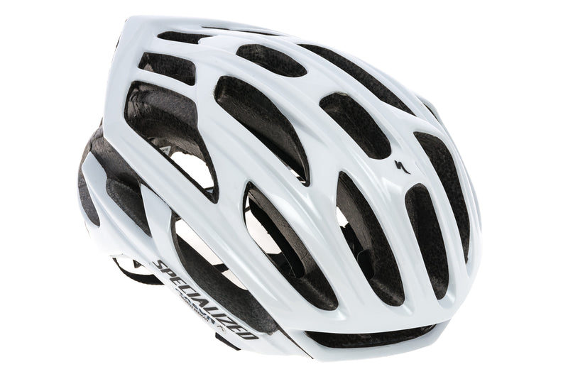 Specialized S-Works Prevail Helmet Small 51-56cm White drive side
