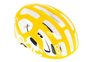 POC Octal Bike Helmet Small 50-56cm Yellow