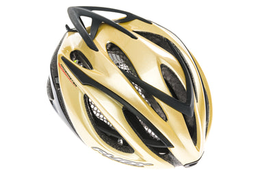 Rudy Project Racemaster Bike Helmet Small/Med 54-58cm Gold/Black - Pre-Owned