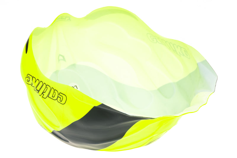 Catlike Mixino Helmet Cover Large Yellow/Black non-drive side