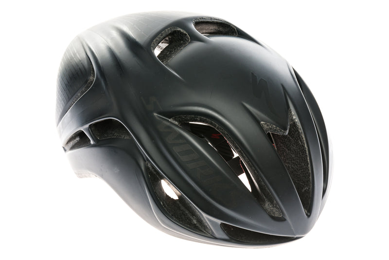 Specialized S-Works Evade Bike Helmet Small 51-56cm Black drive side