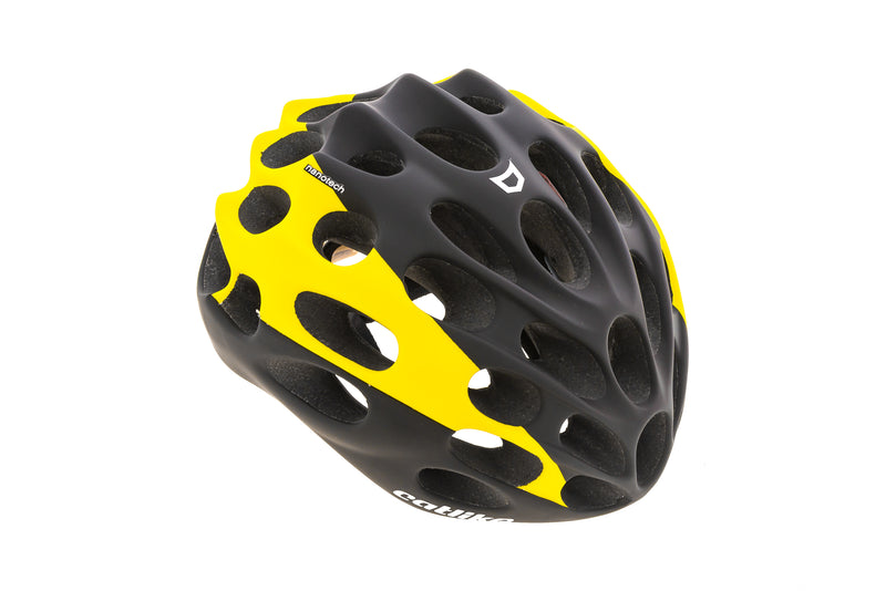 Catlike Mixino Small Road Bike Helmet 52-54cm Black/Yellow drive side