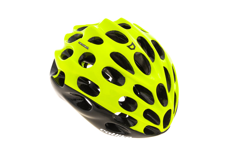 Catlike Mixino Road Bike Helmet Small 52-54cm Black/Fluoro drive side