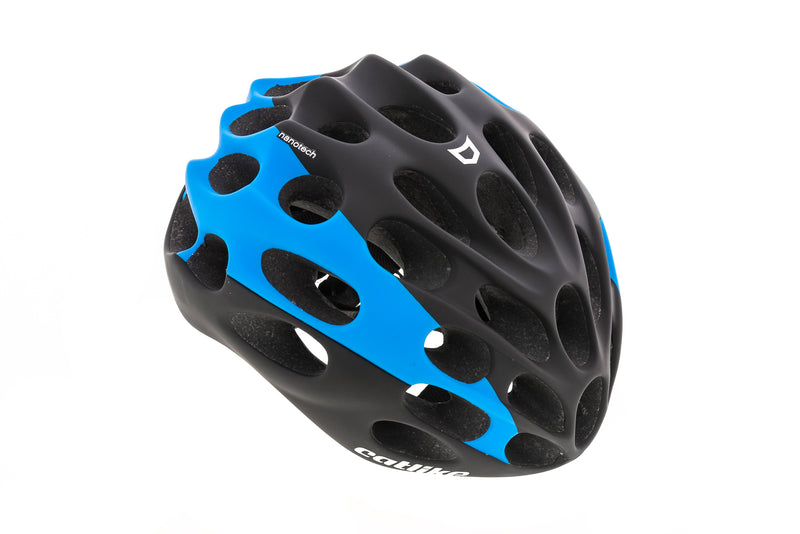 Catlike Mixino Road Bike Helmet Small 52-54cm Black/Blue drive side