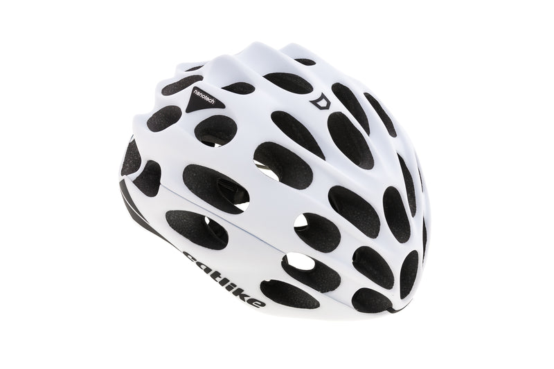 Catlike Mixino Road Bike Helmet Small 52-54cm White drive side
