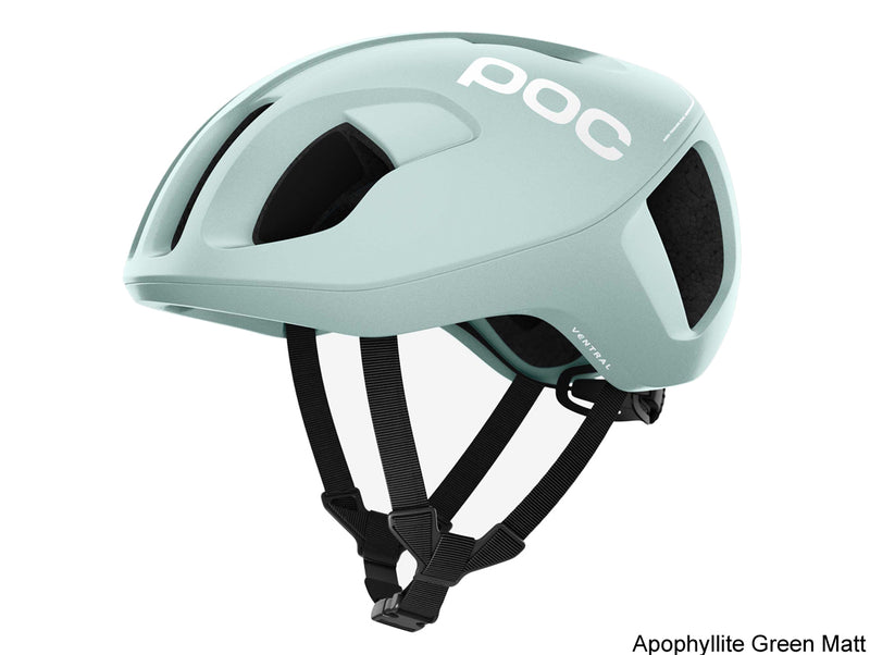 POC Ventral SPIN Bike Helmet Medium 54-59cm Apophyllite Green Matt drive side