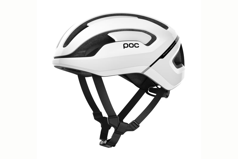 POC Omne Air SPIN Bike Helmet Medium 54-59cm Hydrogen White drive side