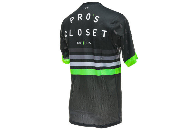 Pearl Izumi Launch LTD The Pros Closet TPC SS Mountain Bike Jersey 2XL non-drive side