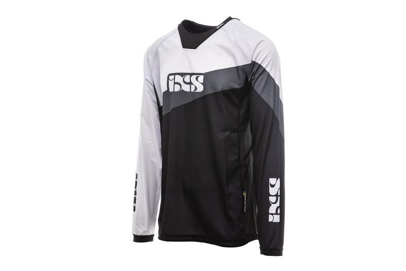 IXS Race 7.1 DH Jersey Black drive side