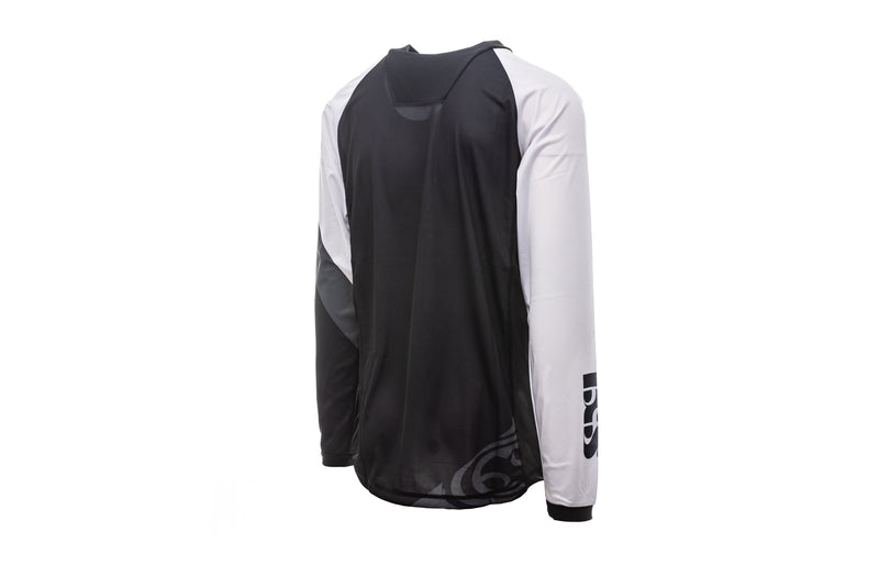 IXS Race 7.1 DH Jersey Black non-drive side