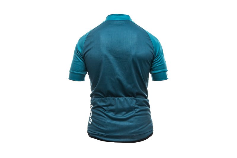 POC Resistance XC Zip Tee Draconis Blue Medium non-drive side