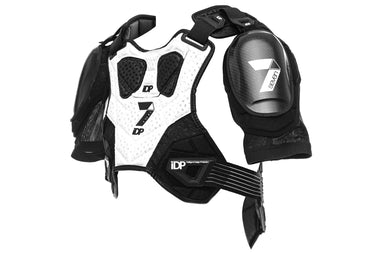 Seven iDP Control Suit Downhill Large/X-Large Black/White