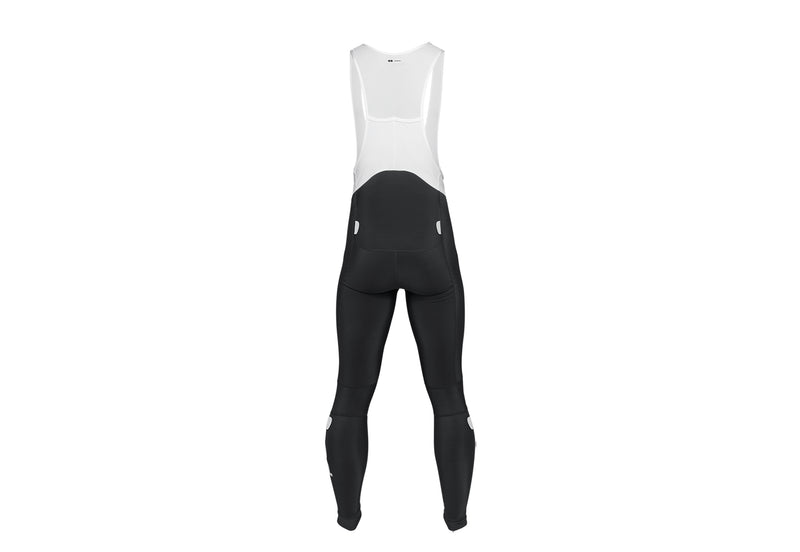POC Essential Road Thermal Tights Uranium Black non-drive side