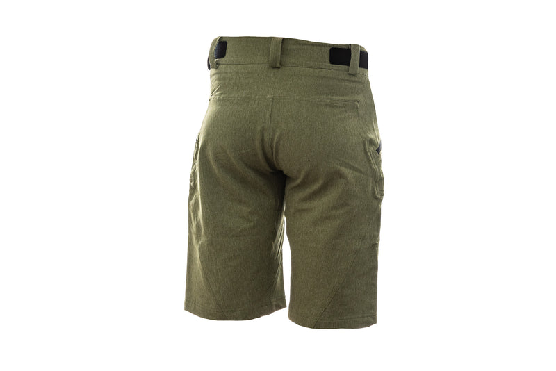 IXS Sever 6.1 Womens Shorts Olive 36 non-drive side