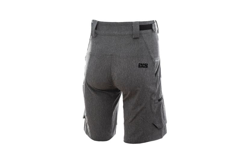 IXS Tema 6.1 Trail Womens Shorts Graphite 34 non-drive side