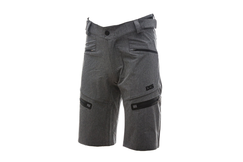IXS Sever 6.1 BC Shorts Graphite drive side