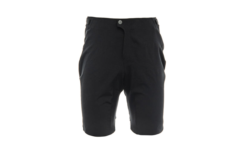 POC Resistance Pro XC Shorts Carbon Black Small drive side