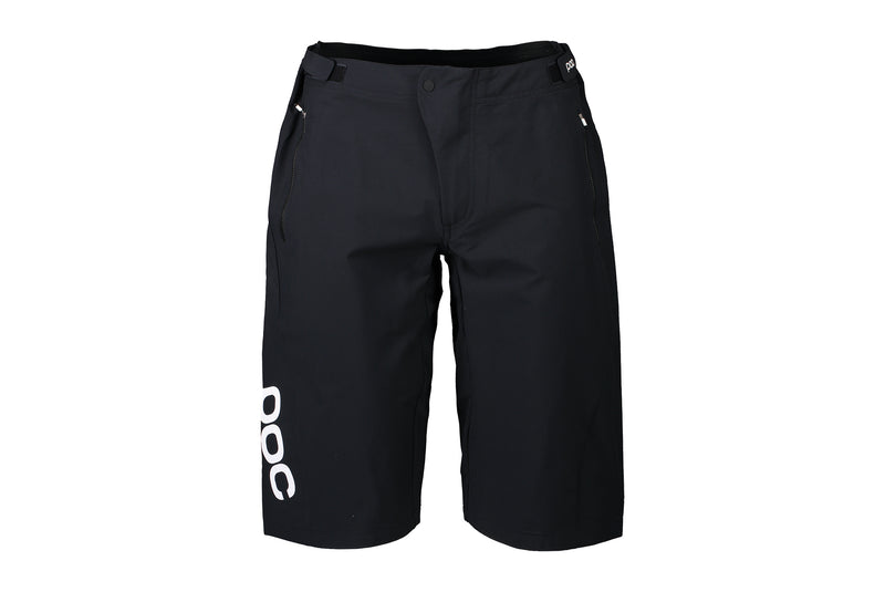 POC Essential Enduro Shorts Uranium Black drive side