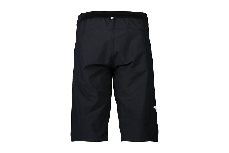 POC Essential Enduro Shorts Uranium Black non-drive side
