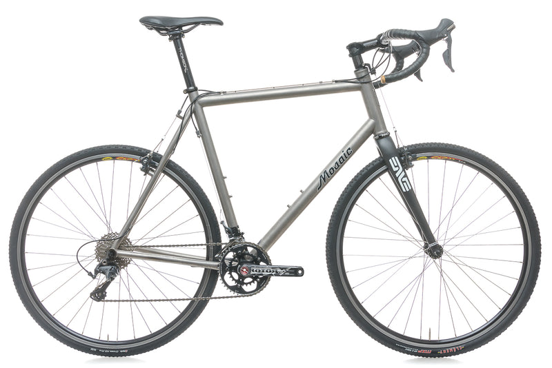Mosaic Custom CX 60cm Bike - 2012 drive side