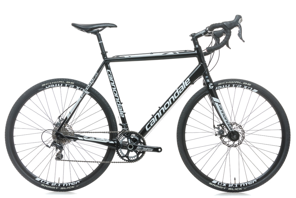 Cannondale CAAD X 105 Disc 58cm Bike - 2014