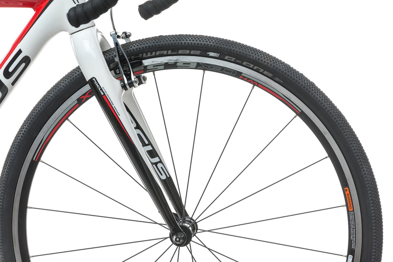 Focus Mares CX 1.0 Small Bike - 2011 front wheel